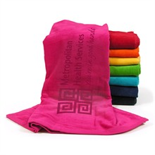 Signature Colored Towel, Mid-Weight