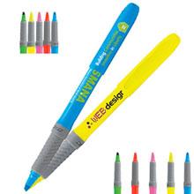 BIC® Brite Liner® Grip Highlighter, 5 Pack