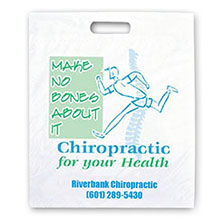 Custom Take Home Bag - Chiropractic