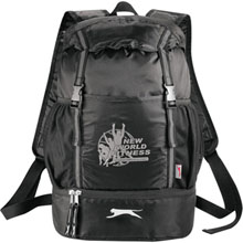 Slazenger® Drop-Bottom Drawstring Backpack