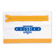 Call 911 In An Emergency Pencil Pouch, Stock