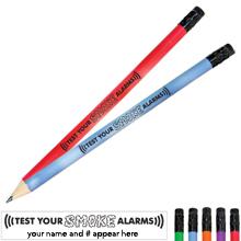 Test Smoke Alarms Mood Pencil