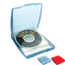 Translucent Square CD Case