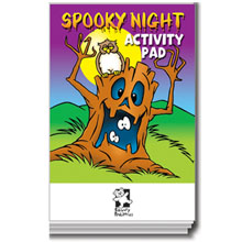 Spooky Night Activity Pad