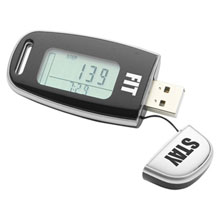 Data Tracker USB Pedometer