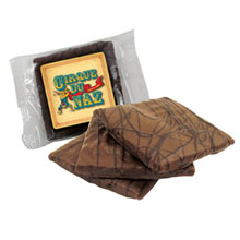 Chocolate Dipped Graham Cracker