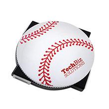 Sports 4-Port USB 2.0 Hub - Baseball