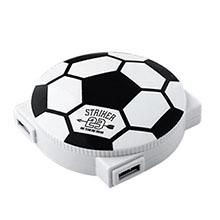 Sports 4-Port USB 2.0 Hub - Soccer