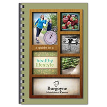 Healthy Lifestyle Guide & Cookbook
