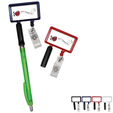 Jumbo Badge Holder & Pen Reel