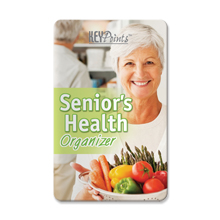Senior's Health Organizer Key Points™
