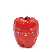 Red Pepper 60 Minute Kitchen Timer