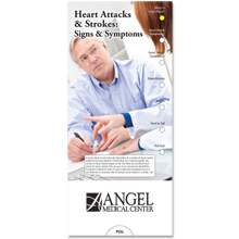 Heart Attacks & Strokes: Signs & Symptoms Pocket Guide