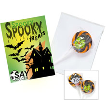 Sweet Surprises Halloween Lollipop