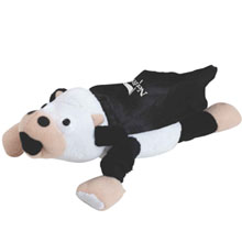 Flying Mooing Plush Cow