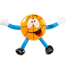 Inflatable Basketball Sports Guy