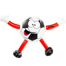 Inflatable Soccer Sports Guy