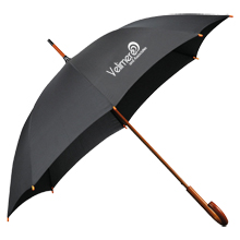 "EcoSmart® Stick Umbrella, 48"" Arc"