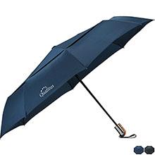 """Chairman Auto Open/Close Vented Umbrella, 46"""" Arc"""