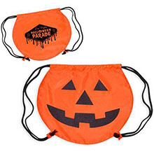 Drawstring Backpack - Pumpkin