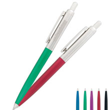 Day Trade Ballpoint Metal Gift Pen - Closeout, On Sale!