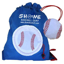 Baseball Themed Cinchpack