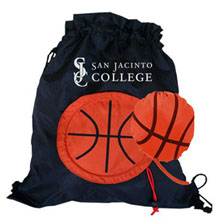 Basketball Themed Cinchpack