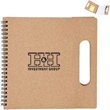 Handled Eco Notepad & Flag Set