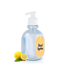 Counter Hand Sanitizer Gel with Pump Top, 10oz.