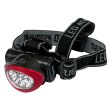 Headlamp - 10 LED