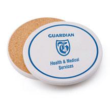 Aquaguard Round Sandstone Coaster