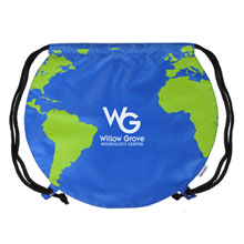 Drawstring Backpack - Global