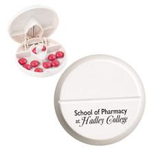 Compact Pill Cutter & Dispenser