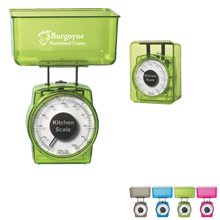 Two Piece Kitchen Scale