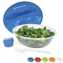 Oval Lunch To-Go Container