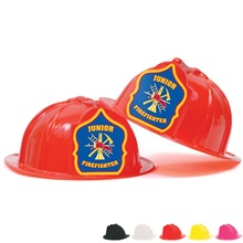 Fire Station Favorite Hat, Jr. Firefighter Blue Shield Design, Stock