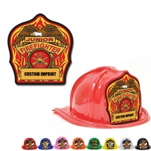 Chief's Choice Kid's Firefighter Hat, Eagle Design