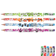 Fire Safety Pencils, Mood Color Changing Splash Assortment, Stock