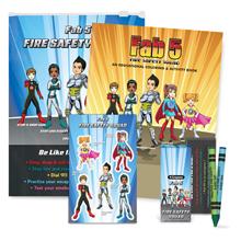 Fab Five Grab Bag Kit, Stock