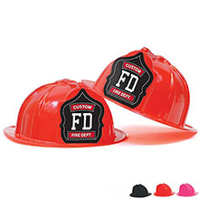 Fire Station Favorite Hat FD Design, Custom