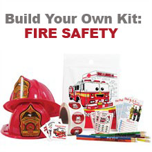 Build Your Own Fire Safety Kit - Free Shipping!