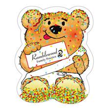 Celebration Bear Magnet