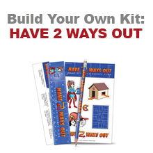 Build Your Own Kit w/ FPW Theme Products - Have 2 Ways Out!