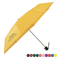 "Folding Umbrella, 41"" Arc"