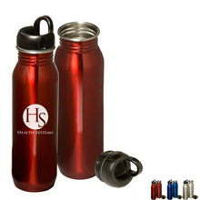 Explorer Stainless Steel Bottle, 27oz.