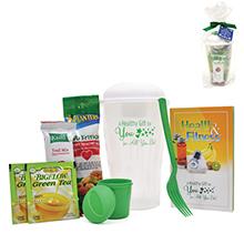 Good Health Snack & Salad Shaker Appreciation Gift Set, Stock