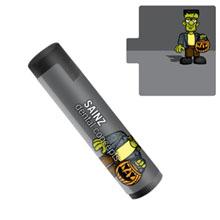 Halloween Flavors Lip Balm - Frankenstein Design, SPF 15 - Free Shipping!