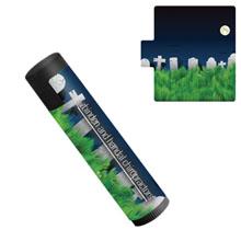 Halloween Flavors Lip Balm - Graveyard Design, SPF 15 - Free Shipping!