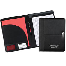 Achiever Leather Padfolio