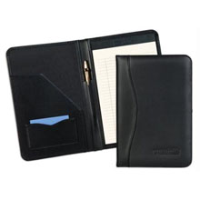 Ambassador Jr. Leather Padfolio